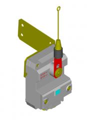 Switch remote mine VDSh