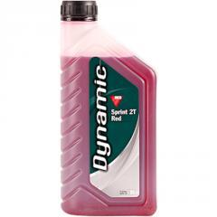 Моторное масло Mol Dynamic Sprint 2T Red