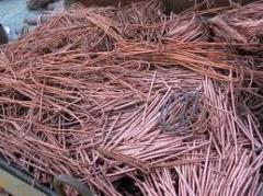 Scrap and waste of non-ferrous metals