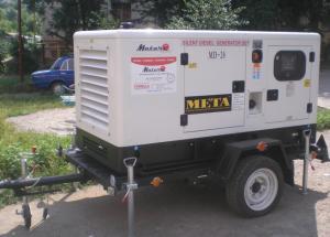Power plant mobile hook-on EPP-20