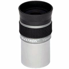 Eyepiece of Celestron 15 of mm of Omni, 1.25