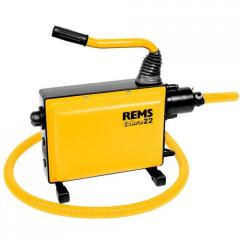 Cleaner of drainpipes of Rems Cobra 22