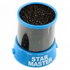 Projector of the star sky of Star Master Blue,
