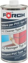 L PVC 1 cleaner. Cleaners for polyvinyl chloride