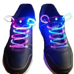 The shining laces of Uft Disco Painbow