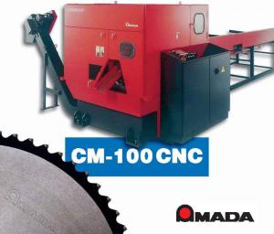 Disk detachable Amada CM-100CNC machine