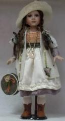 Куклы фарфоровые,игрушки Kinder-toys