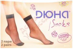 Носки для девочки 8-14 лет 20Ден, 2 пары, Дюна,