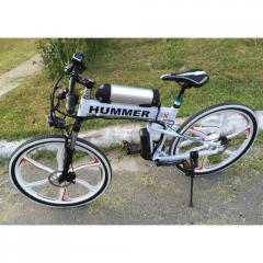Hummer 350W electrobicycle