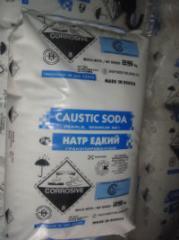 Sodium caustic (the caustic soda) granule