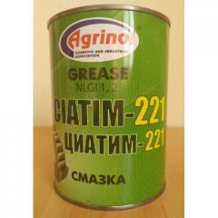 Смазка Циатим 221 банка 0, 8 кг