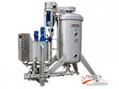 Кизельгуровый фильтр для вина модель NF-20