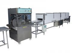 Машини для виробництва кондитерських виробів
