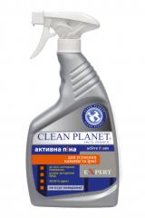 Активная пена серии EXPERT TM Clean Planet  - от камня и ржавчины