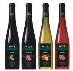 Вино ароматизированное полусладкое в бутылке 0,75 мл