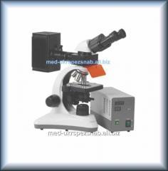 Lornetkowy mikroskop fluorescencyjny MCX 300 Orchid HBO Micros