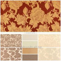 Мебельные ткани: велюры, рогожка, шенилл, жаккард