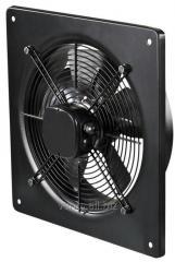 Осевой Вентилятор с квадратной рамой 200-B