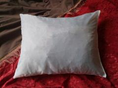 Pillow in a coffin 60х50 nylon without lace