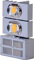 Industrial LED lamps. LED lamps are industrial
