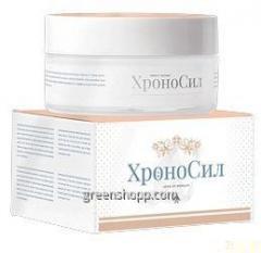 ХроноСил - средство для омоложения кожи лица