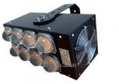 LED lamps for sports grounds