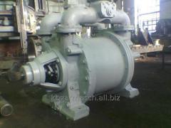 Водокольцевой компрессор вакуумный насос КВН
