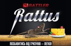 RATTUS - засіб родентицидний від гризунів