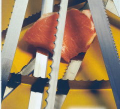 Tape saws for meat the German