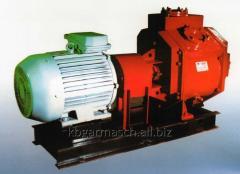 Vacuum water ring pump BBH 12-0,4