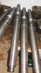 Spare parts for separators