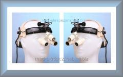 Magnifying glass nalobny surgical LNH