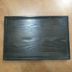 Деревянная доска для подачи блюд, 330*220*35 мм