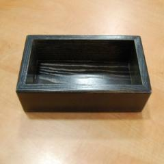 Деревянный ящик, 220*130*75 мм