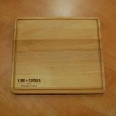 Деревянная доска для подачи блюд, 310*270*20 мм