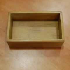 Деревянный ящик, 220*130*70 мм