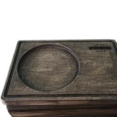 Деревянная доска для подачи блюд, 300*190*25 мм