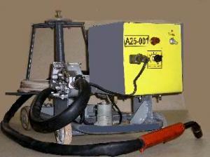 Gun-type welder A25-001