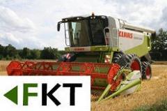 Ходовой механизм для сельхозтехники