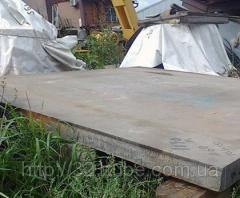 Sheet 12kh18n10t thickness of 25 and 35 m