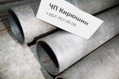 Seamless pipe 08kh18n10t of 6Õ1-325х12
