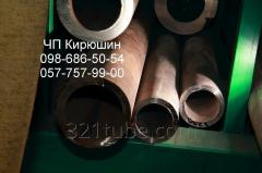 Stainless steel of 321 pipes h18n10t nerzh