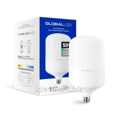 LED lamp of HW GLOBAL 50W 6500K of E27