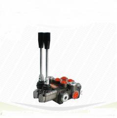 Секционный гидрораспрделитель плунжерный 40 L