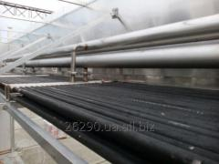 Heat exchangers, heaters, radiators for drying cameras