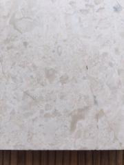 Marble slabs of the Turkish grades of marble
