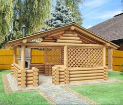 Arbors wooden