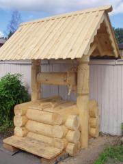 Wells wooden