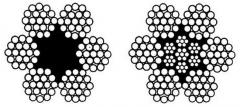 Канат стальной типа M (Standard) – DIN 3060