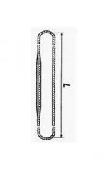 Стропы канатные СКК (УСК2) – кольцевые